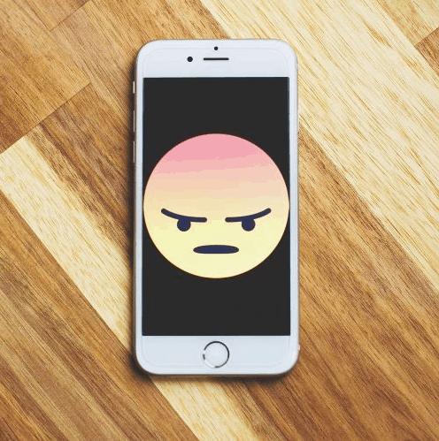 menace de mort mobile