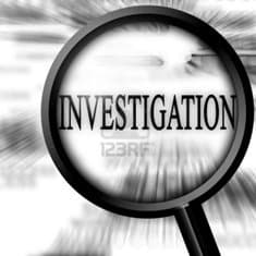 enquête de [police