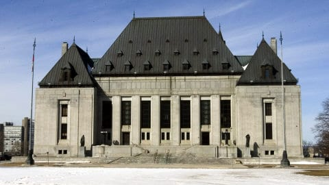 cours suprême canada